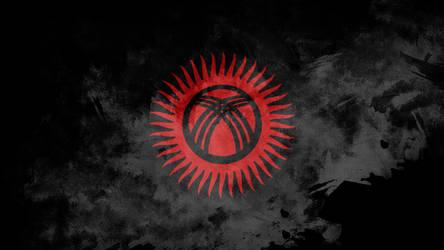 Kyrgyzstan (dark version) by SaidKara324
