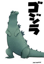 Godzilla by Soap9000