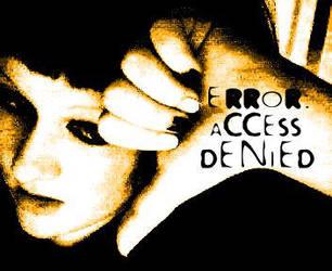 Access D E N I E D by velvetpill