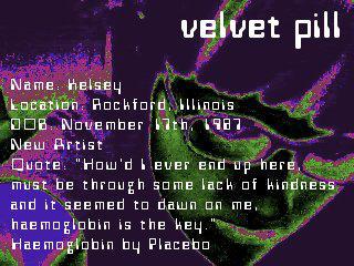 Velvet Pill by velvetpill