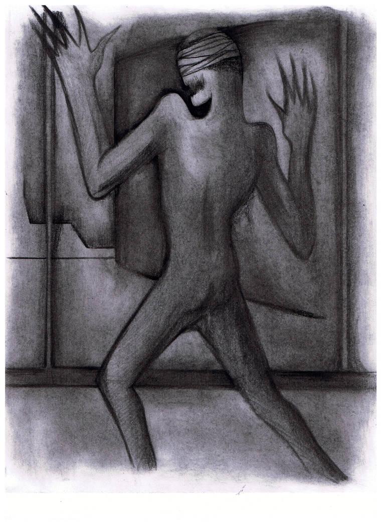 Lost in the dark by Antervantei