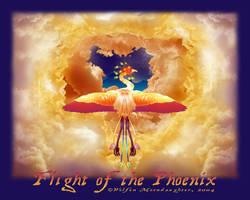 Flight of the Phoenix by WolfenM