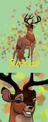 Bambi: Ronno by WolfenM