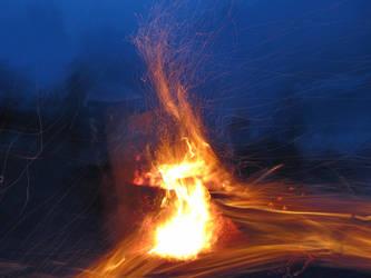 Campfire by Historyman14