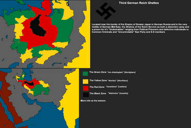 The Zones of the Reich by Historyman14