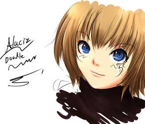 doodle 24 by Aluciz