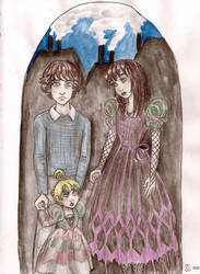 A Series Of Unfortunate Events by ghostyheart
