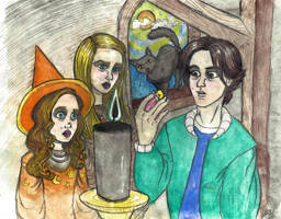 Hocus Pocus by ghostyheart