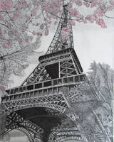 Paris by LittleBitzOArt