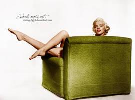 So Marilyn by xSixty-3ight