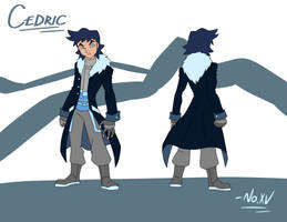 Cedric Character Sheet. by NoXV