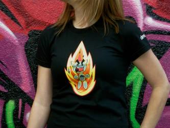 Fire Power by deviantWEAR