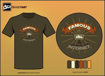 Semi-Finalist: 'Famous' by deviantWEAR