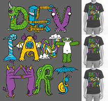 Semi-Finalist: Team deviantART by deviantWEAR
