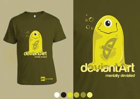 Semi-Finalist: 'mentally dev' by deviantWEAR