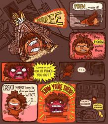 Benjamin's Bathroom Page 28 by TweedJackdaw
