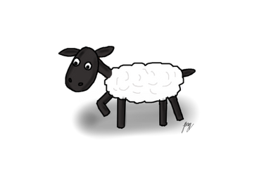 Sheep Adoptable by skruffi3