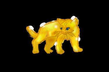 Baby Jaguar Adoptable by skruffi3