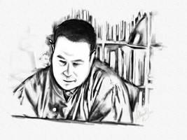 Digital Portrait Art by ArthusokD