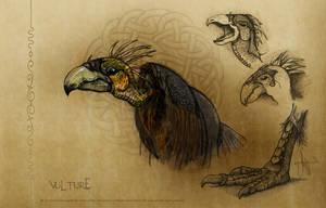 ConceptArt Vulture by ArthusokD