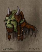 MonsterDesign Gyrger ColorArt by ArthusokD