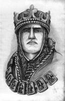 King Foltest of Temeria by ArthusokD