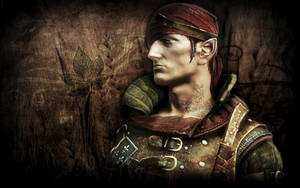 Iorweth Portrait by ArthusokD