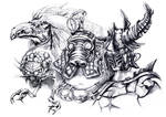 Risen3 Artcard Motiv Collectors Edition Black by ArthusokD