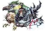 Risen3 Artcard Motiv Collectors Edition Color by ArthusokD