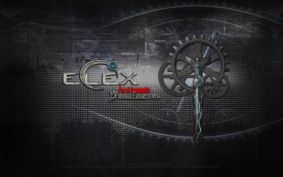 ELEX TECH WALLPAPER by ArthusokD