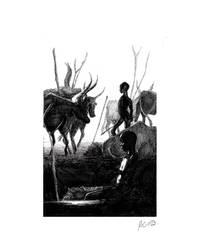 Africa Journey by LhianHarker