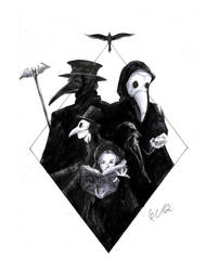 The Crows. 2nd Season by LhianHarker