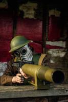 Heavy Firepower by Leadmill