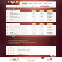 forum siec serwerow royal by Bob-Project