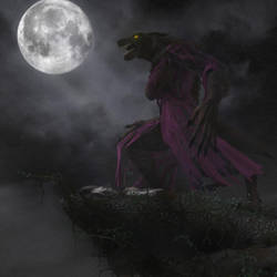 howlin by justjoeaverage