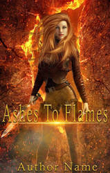 Ashes To Flames by MsVicki