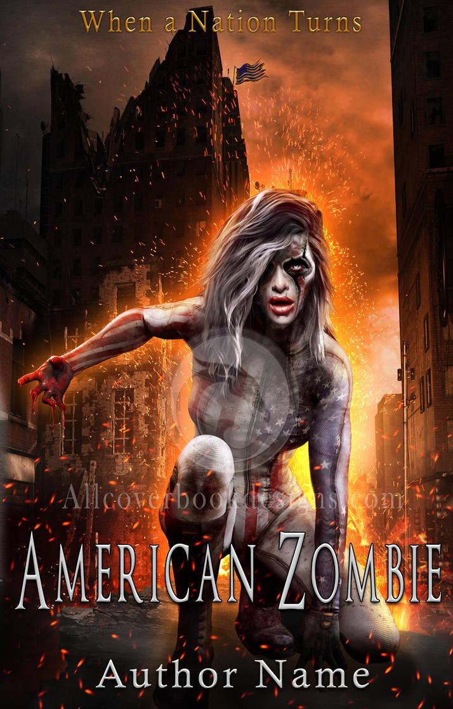 Americanzombie by MsVicki