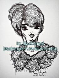 Drawing by BlackAngel-F
