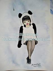 Panda by BlackAngel-F
