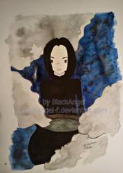 Severus Snape by BlackAngel-F
