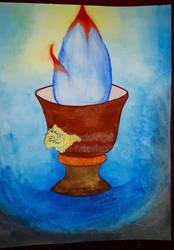 Goblet of Fire by BlackAngel-F