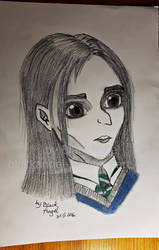 Young Severus by BlackAngel-F