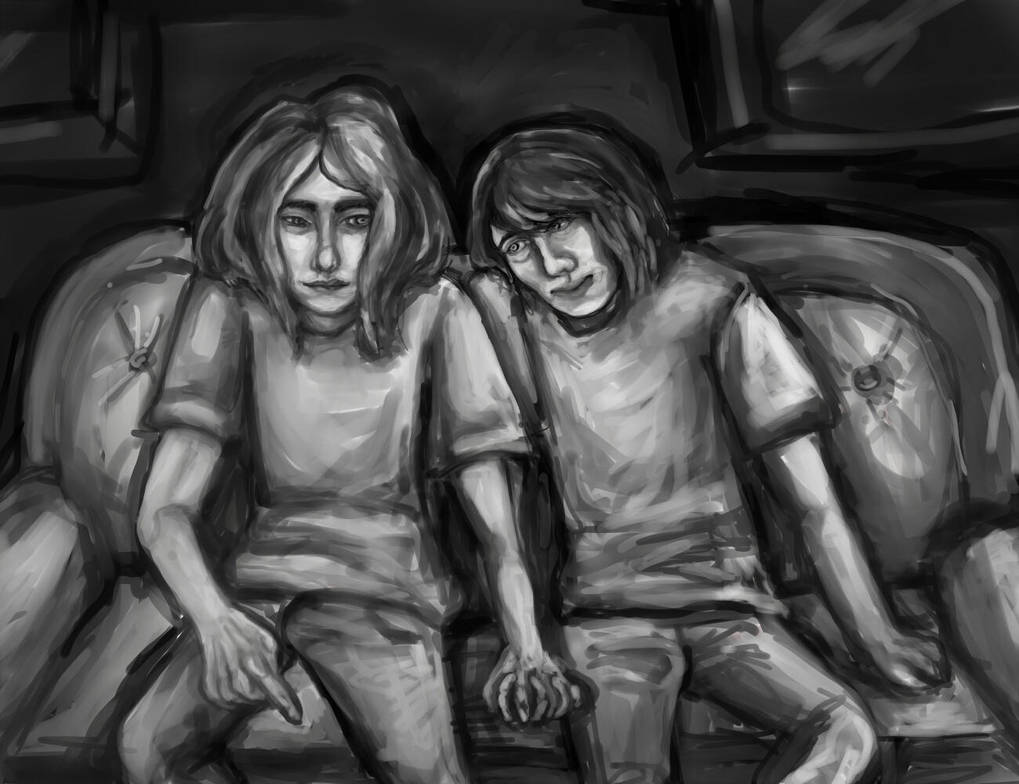The holding of hands by BAKAFOOLS