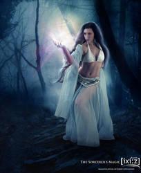 Sorcerer's-Magic by boytalkarts