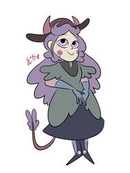Moon-Eclipsa-Star-Meteora Fusion by Jess-the-vampire