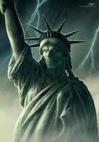 Liberty by kerembeyit