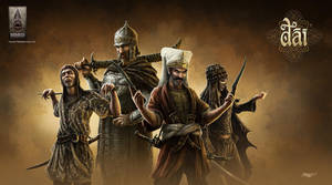 Janissaries by kerembeyit