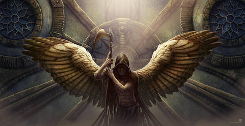 Reaper by kerembeyit