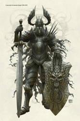 Dark Knight by kerembeyit