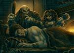 Dwarf Slavers by kerembeyit